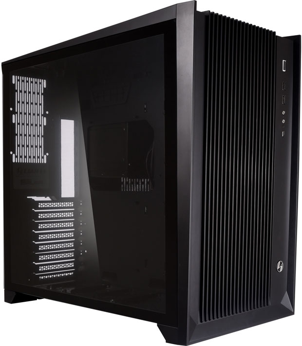 Lian Li PC-O11 Air Mid-Tower Chassis: Loads of Airflow and