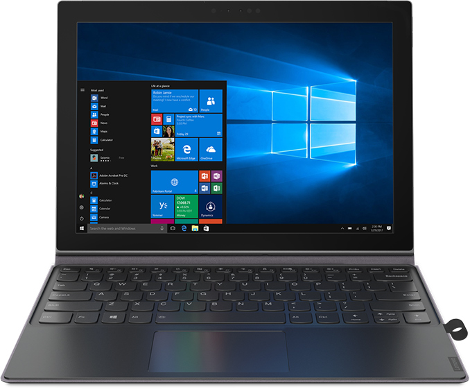 Lenovo's Miix 630 Snapdragon 835-Based 2-in-1 Now Available