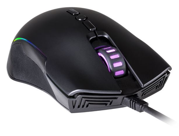 Cooler Master Releases CM310 Gaming Mouse: 10000 DPI Sensor, RGB Illumination, $30 1