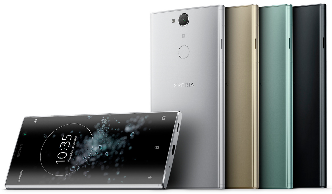 check out 83233 df96c Sony Unveils Xperia XA2 Plus Mid-Range Phone: 6-Inch, 2160x1080, SD630