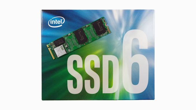 The Intel SSD 660p SSD Review: QLC NAND Arrives For