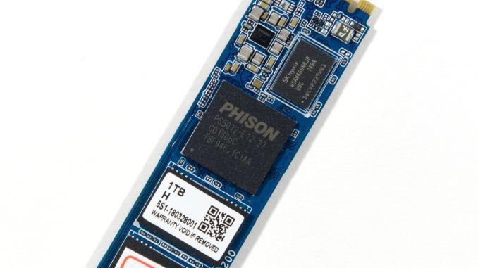 Phison E12 NVMe SSD Controller