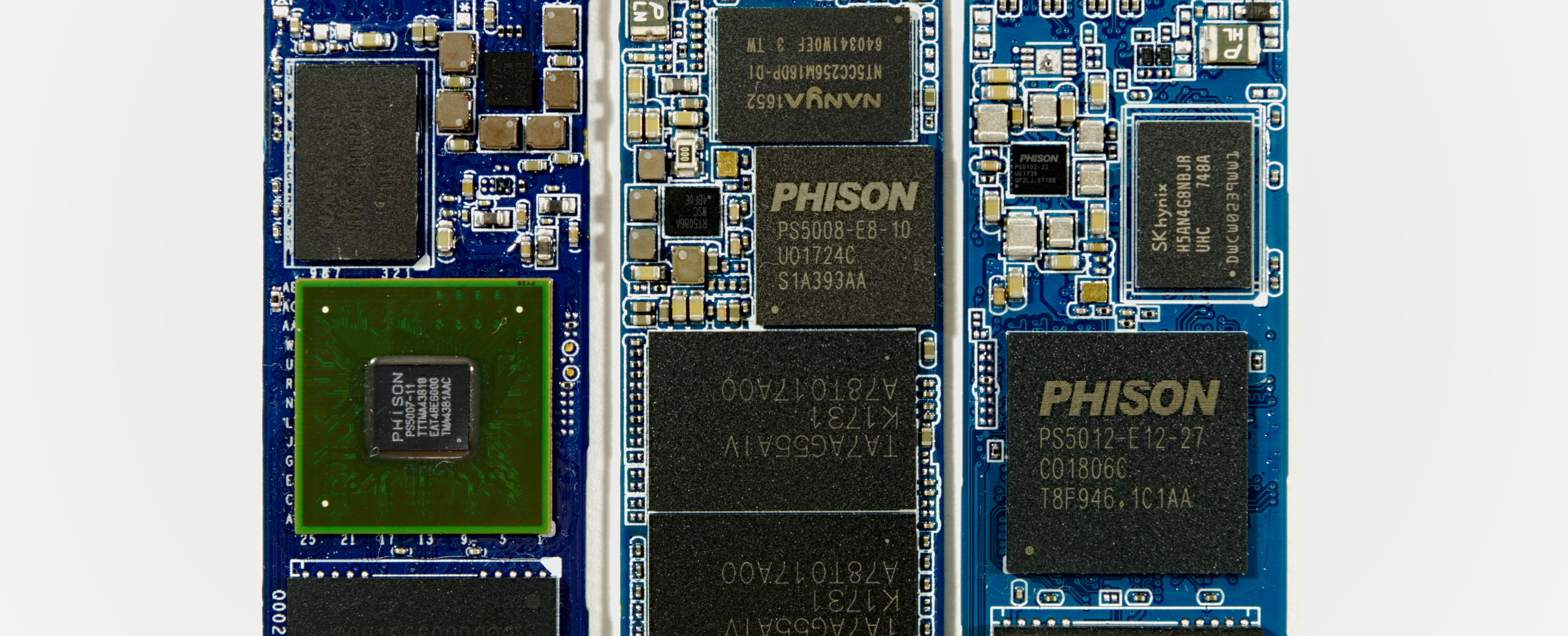 The Phison E12 Reference Design Preview: A Next-Gen NVMe SSD