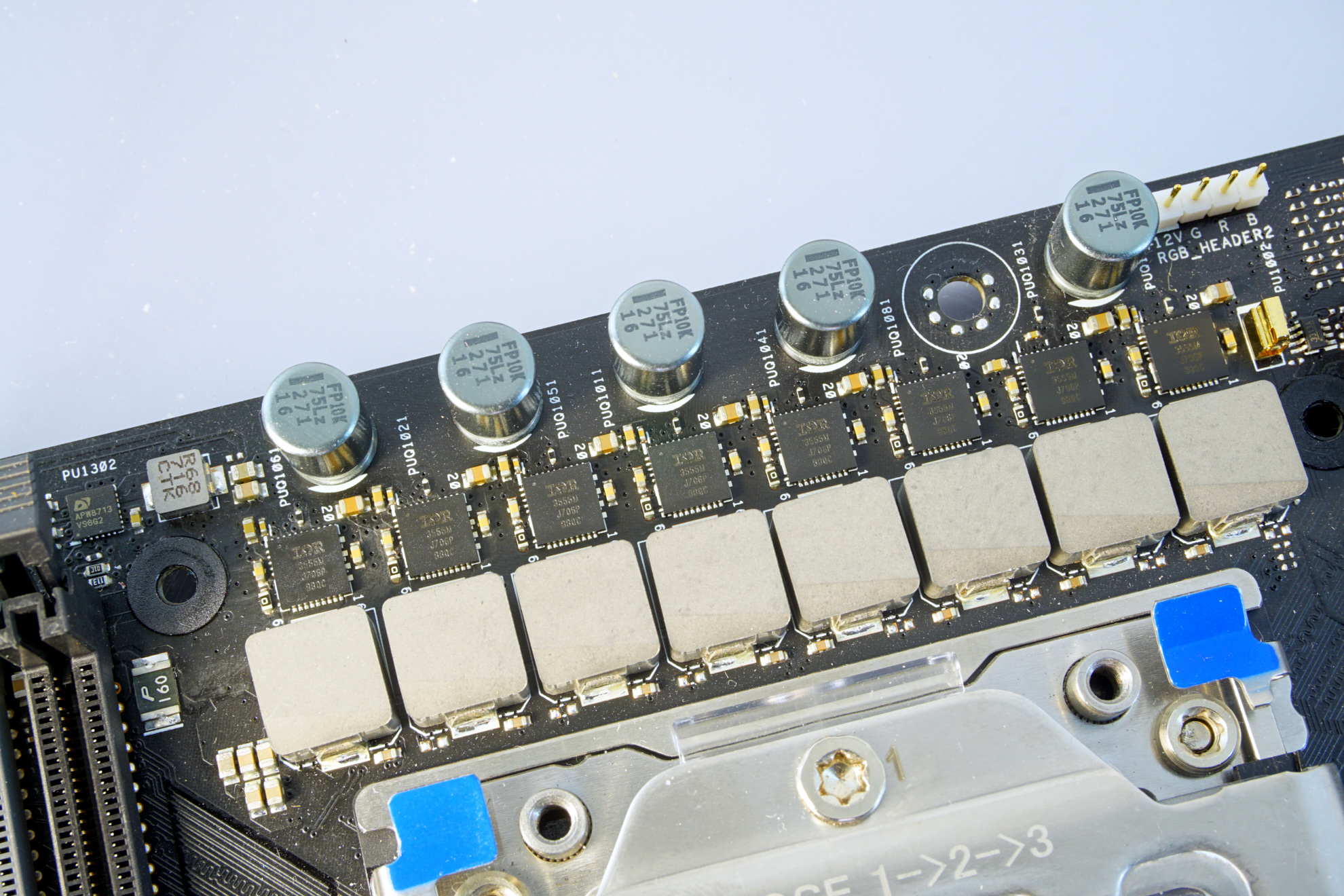 Visual Inspection - The ASUS X399 ROG Zenith Extreme Motherboard