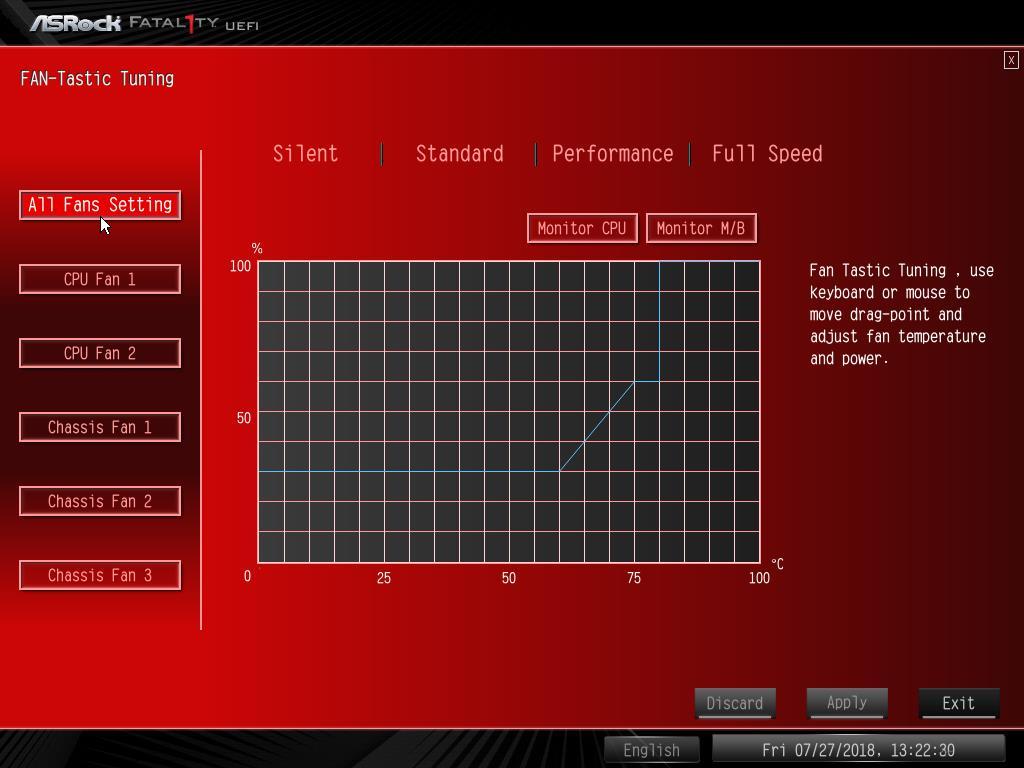 ASRock B450 BIOS and Software - The ASRock B450 Gaming ITX