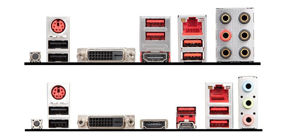 MSI B450 Gaming Plus and B450M Gaming Plus - Analyzing B450