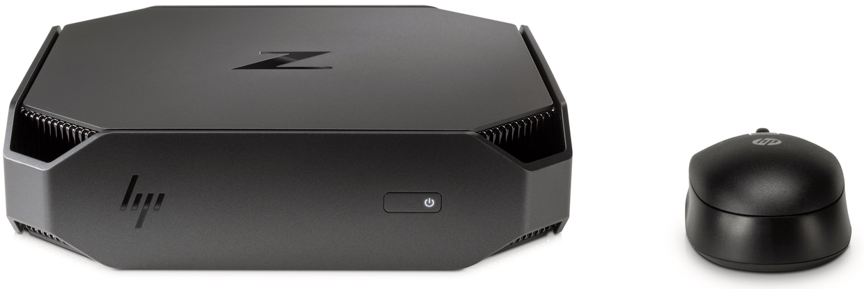 HP Unveils Z2 Mini G4 SFF Workstations: Up to Six-Core Xeons