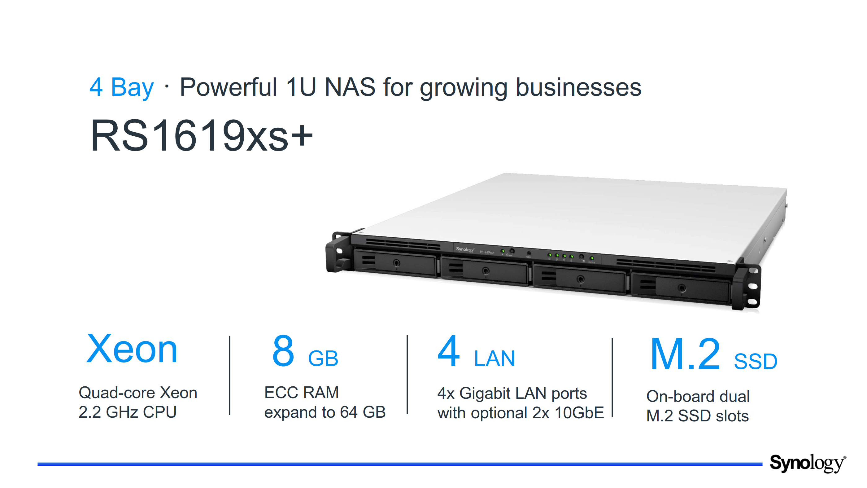 Synology 2018 NAS and Wi-Fi Lineup Sneak Peek