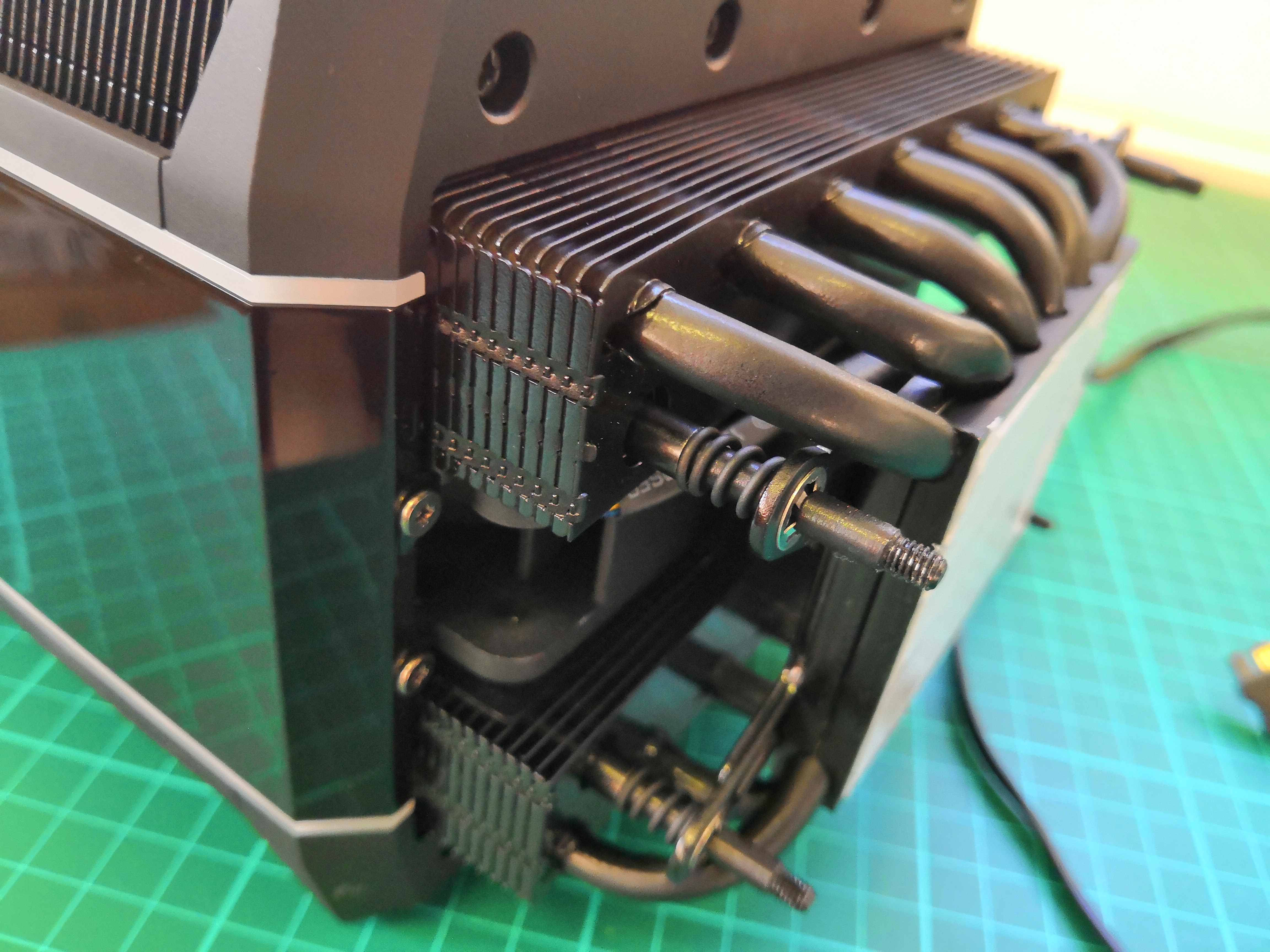 Thermal Comparisons and XFR2: Remember to Remove the CPU Cooler