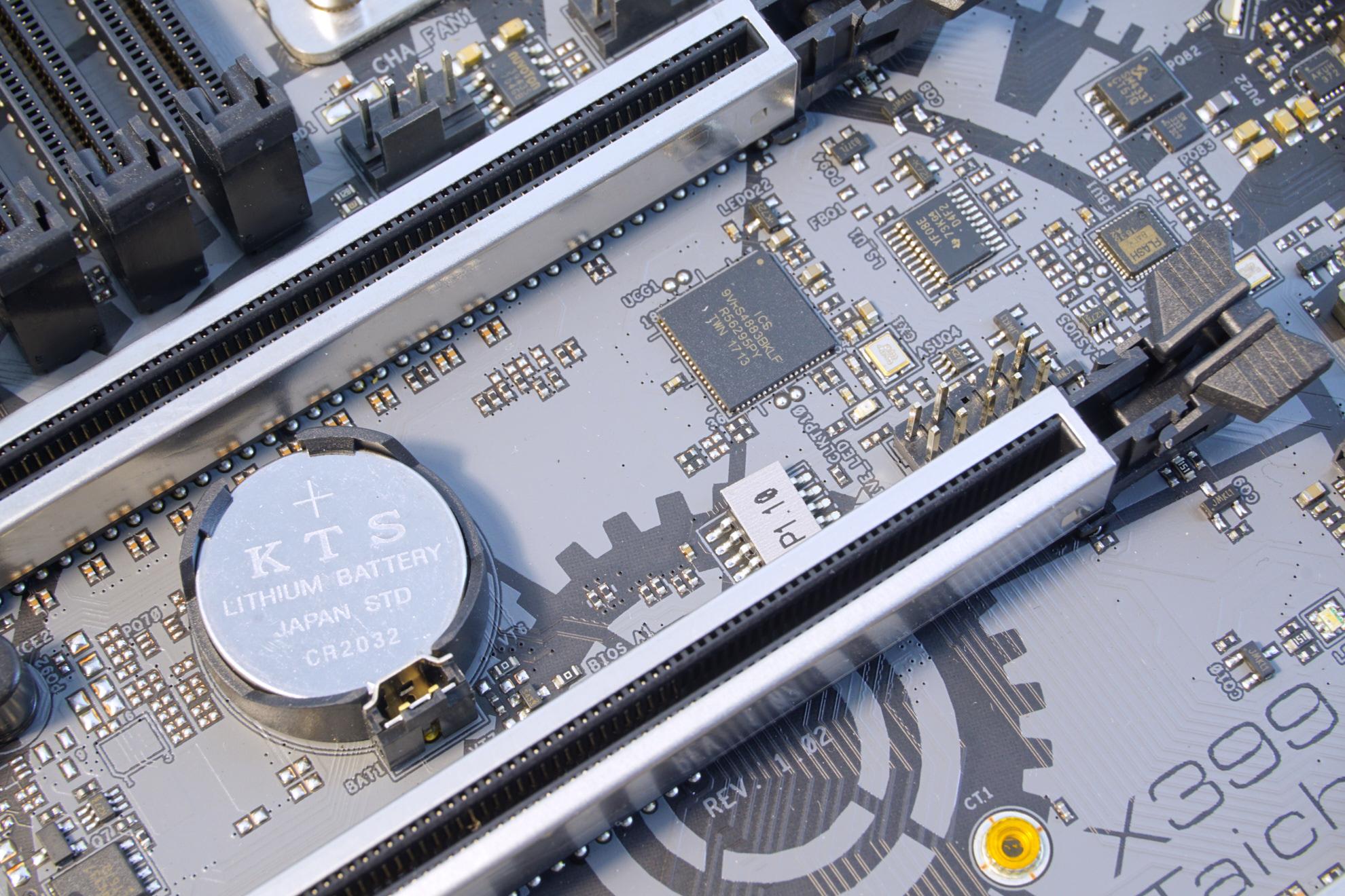 Asrock X399 Taichi BIOS CHIP