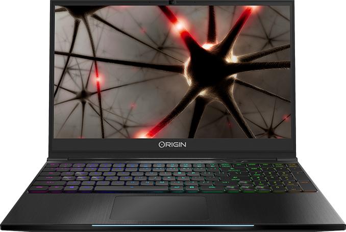 Origin PC Unveils EON15-S Laptop: Core i9, GTX 1060, Two