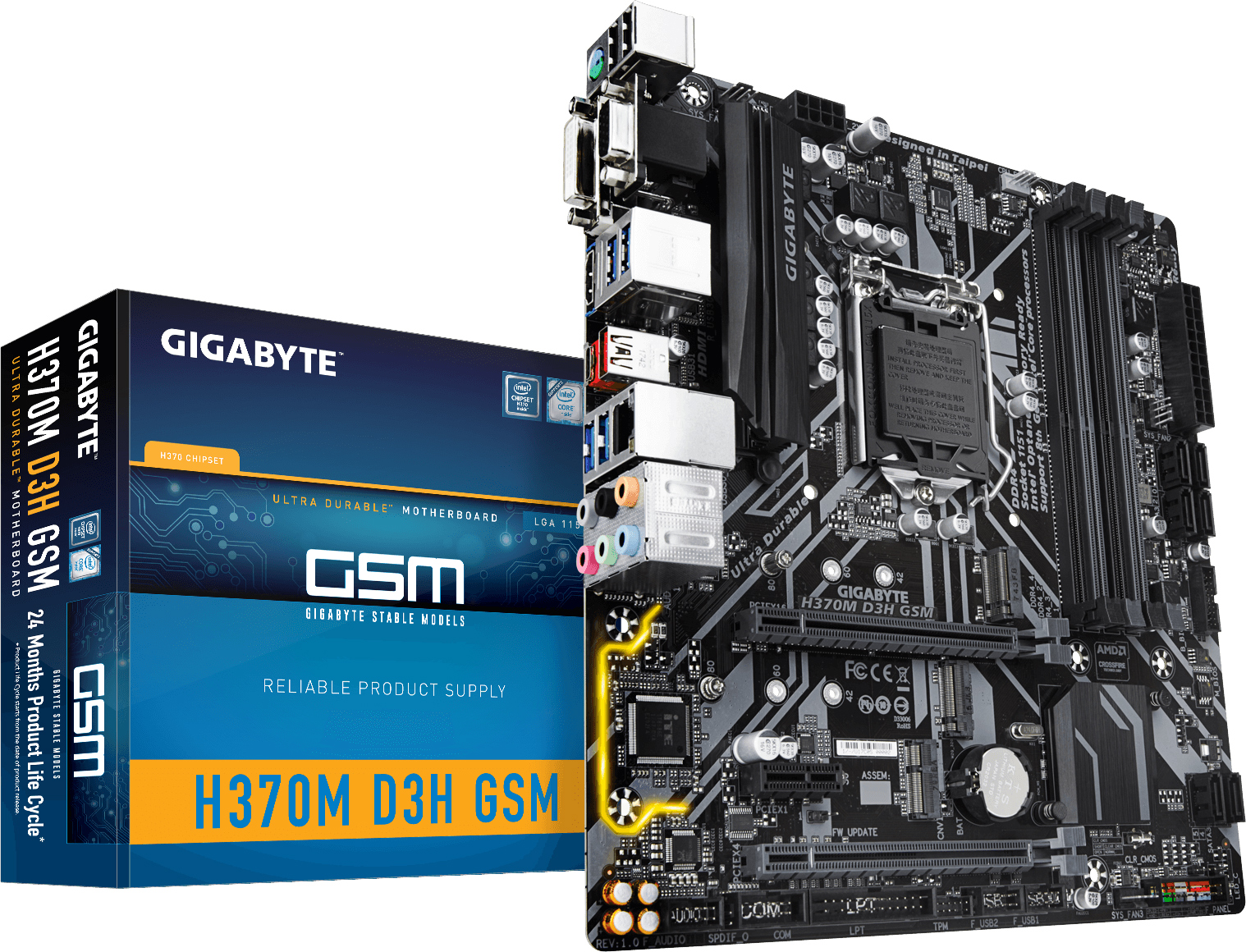 GIGABYTE Adds Support for Intel's 9th Gen Core Processors to