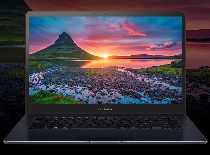 ASUS ZenBook Pro 15 UX550GE Laptop with Core i7 & 4K LCD Is