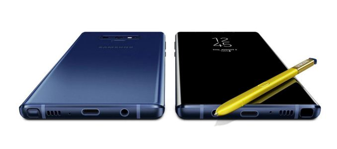 samsung announces the galaxy note 9 4000mah and new s pen