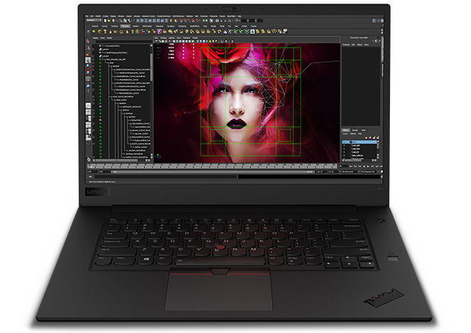Lenovo crams workstation power into ultra-thin ThinkPad P1