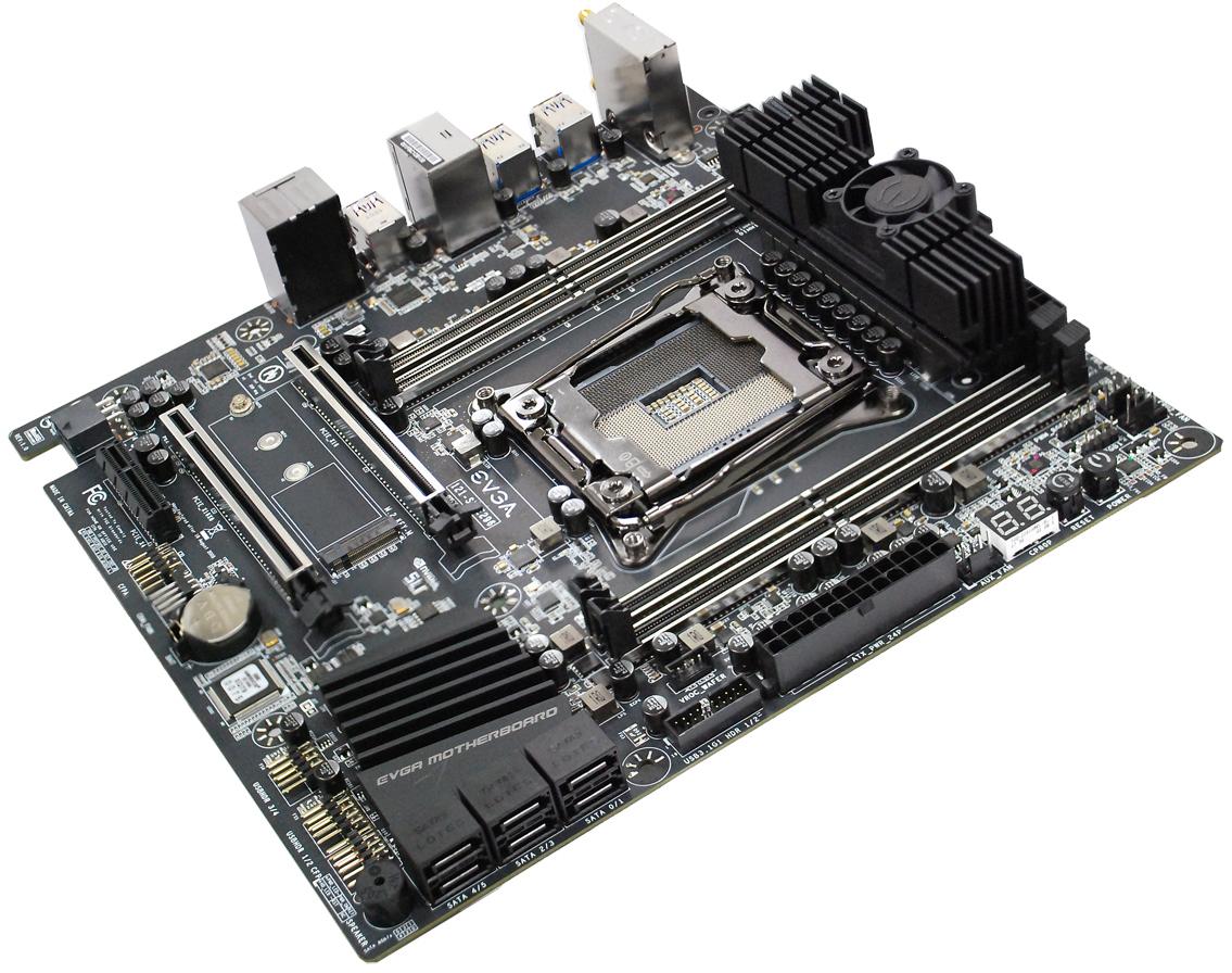 Evga Launches X299 Micro Atx 2 Motherboard