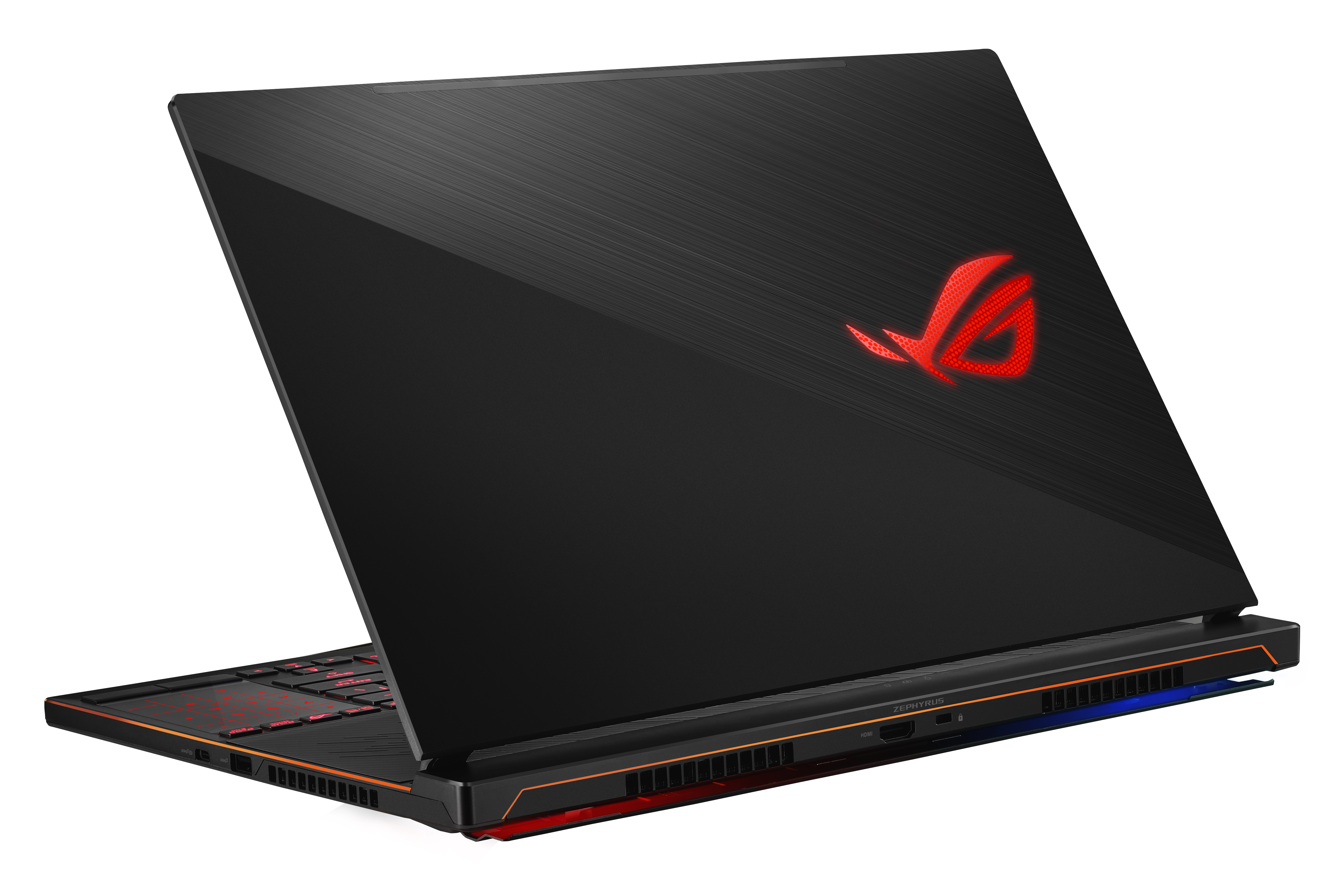 ASUS Announces The ROG Zephyrus S: Slimmest Gaming Laptop Available