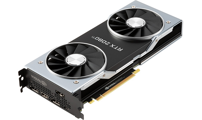 Previewing GeForce RTX 2080 Ti - NVIDIA Announces the GeForce RTX 20