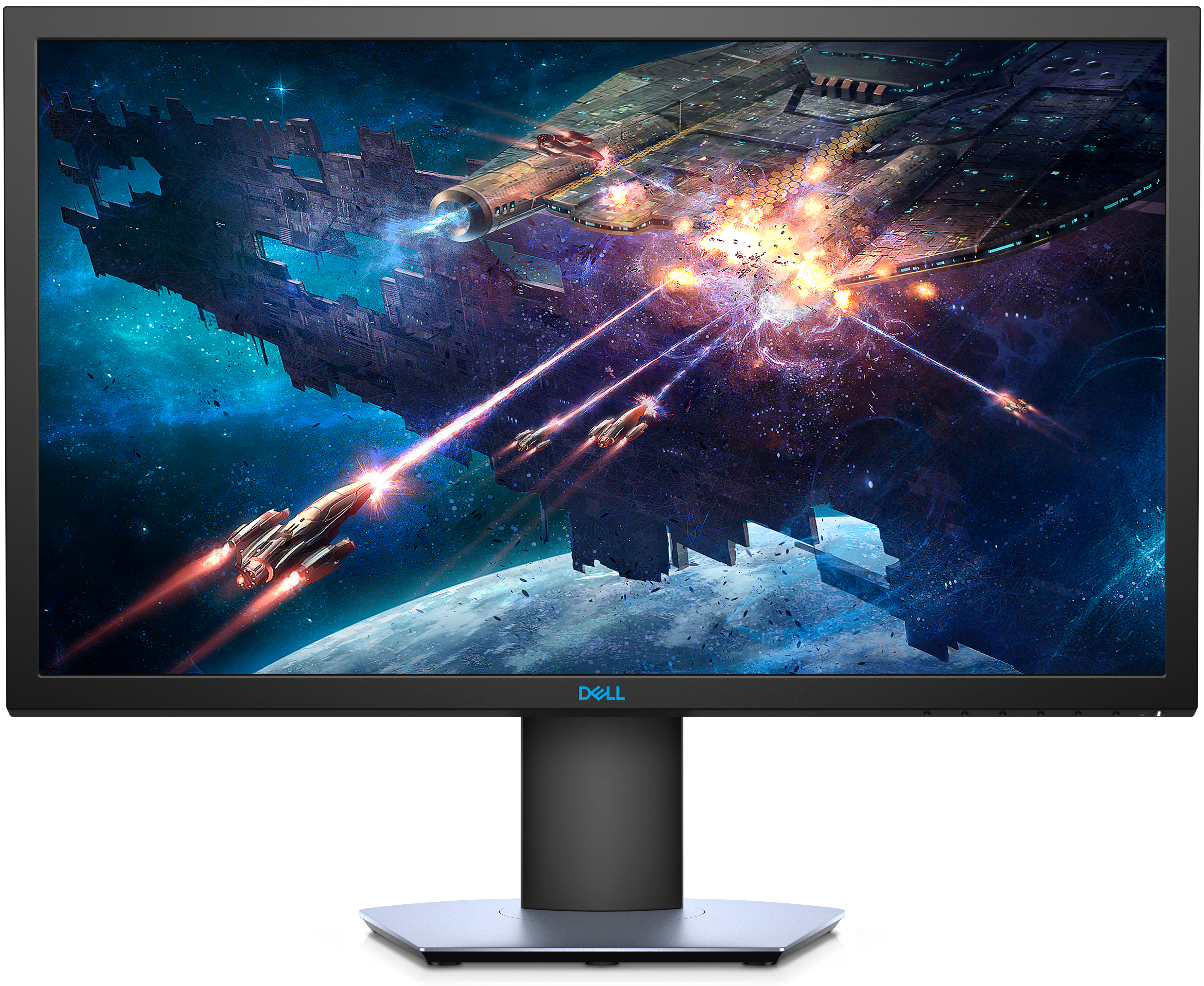 Dell Launches Gaming 24 and Gaming 27 Displays: 1 ms Response, 144