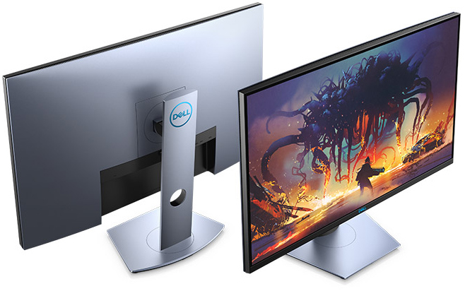 Dell Launches Gaming 24 and Gaming 27 Displays: 1 ms