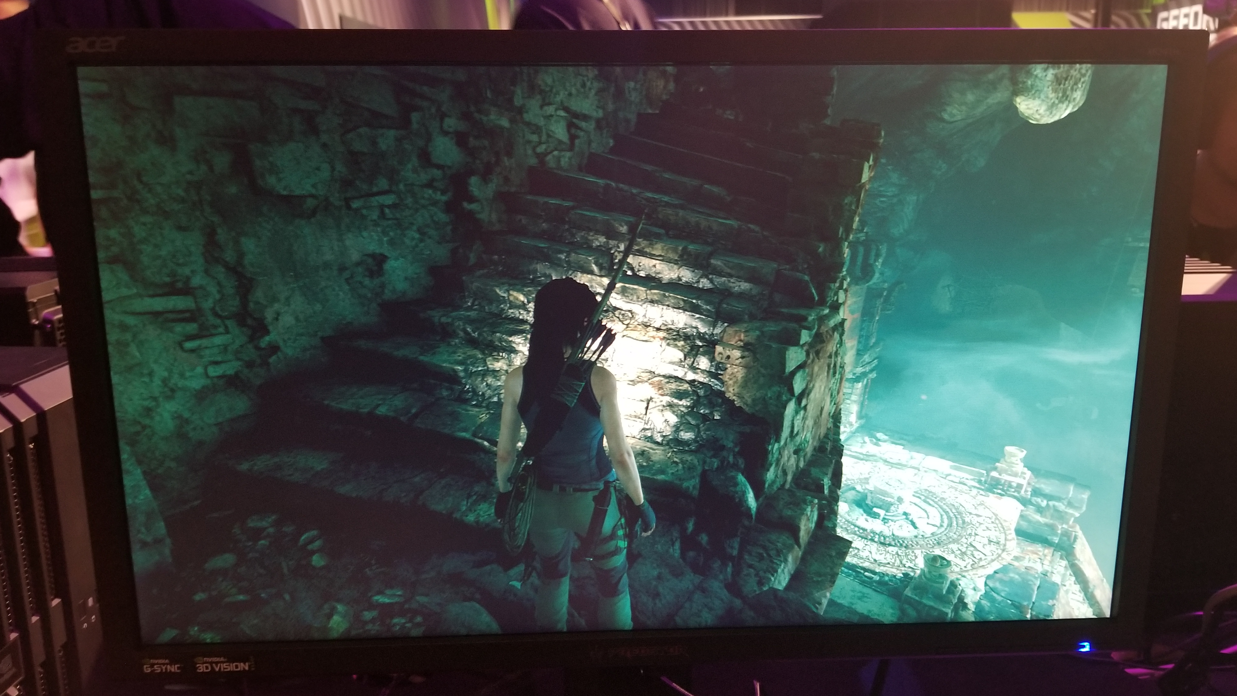 Hands-on with the GeForce RTX 2080 Ti: Real-time Raytracing in Games