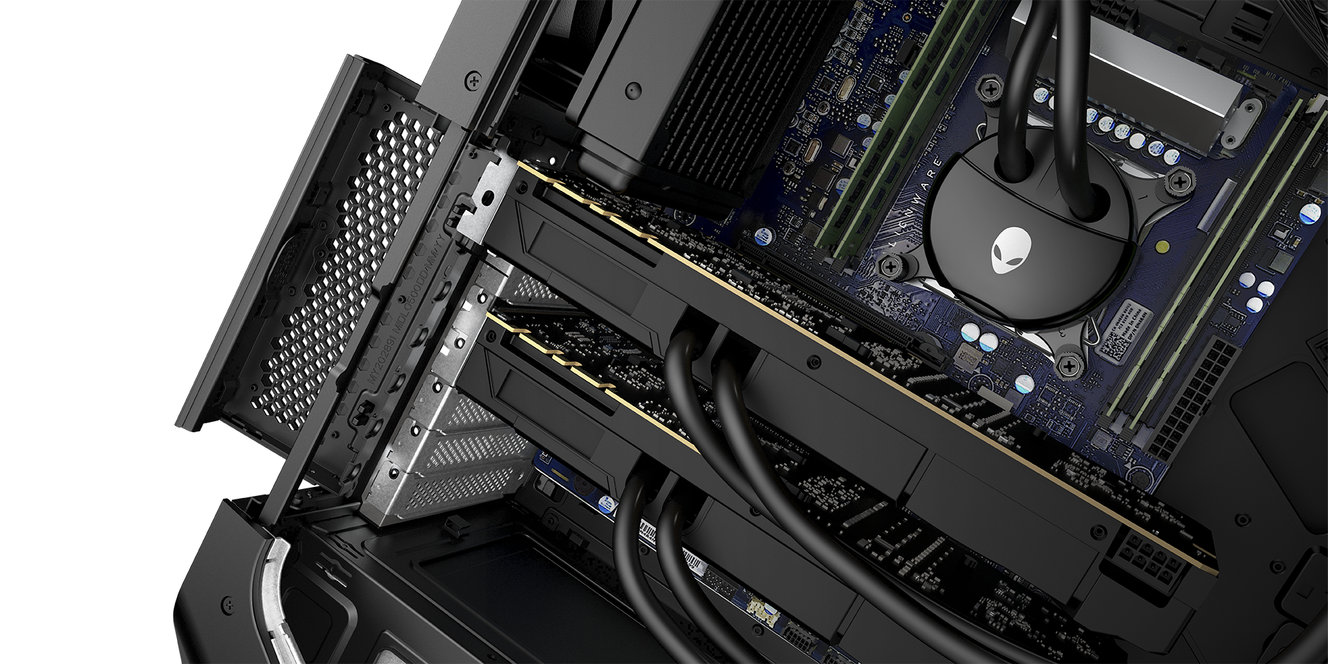 Alienware Installs NVIDIA's GeForce RTX Cards In Aurora and