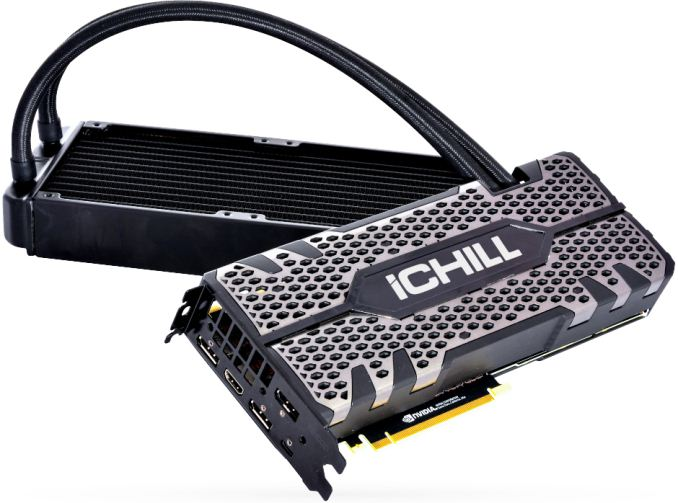ichill 575px - Turing Custom: A Quick Look At Upcoming GeForce RTX 2080 Ti & 2080 Cards