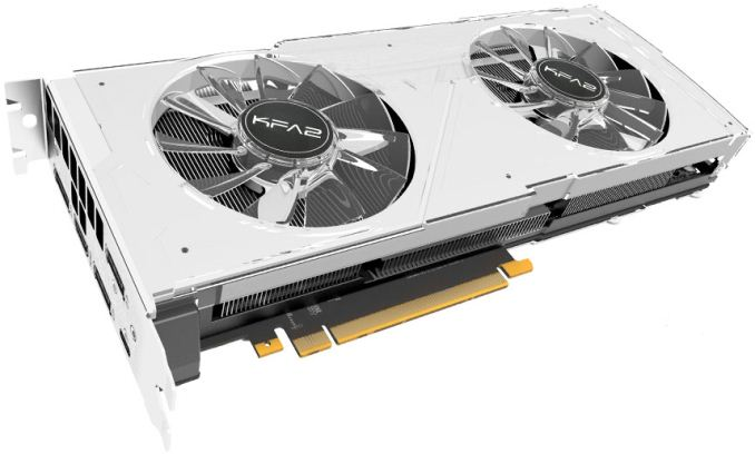 kfa 2080 white 575px - Turing Custom: A Quick Look At Upcoming GeForce RTX 2080 Ti & 2080 Cards