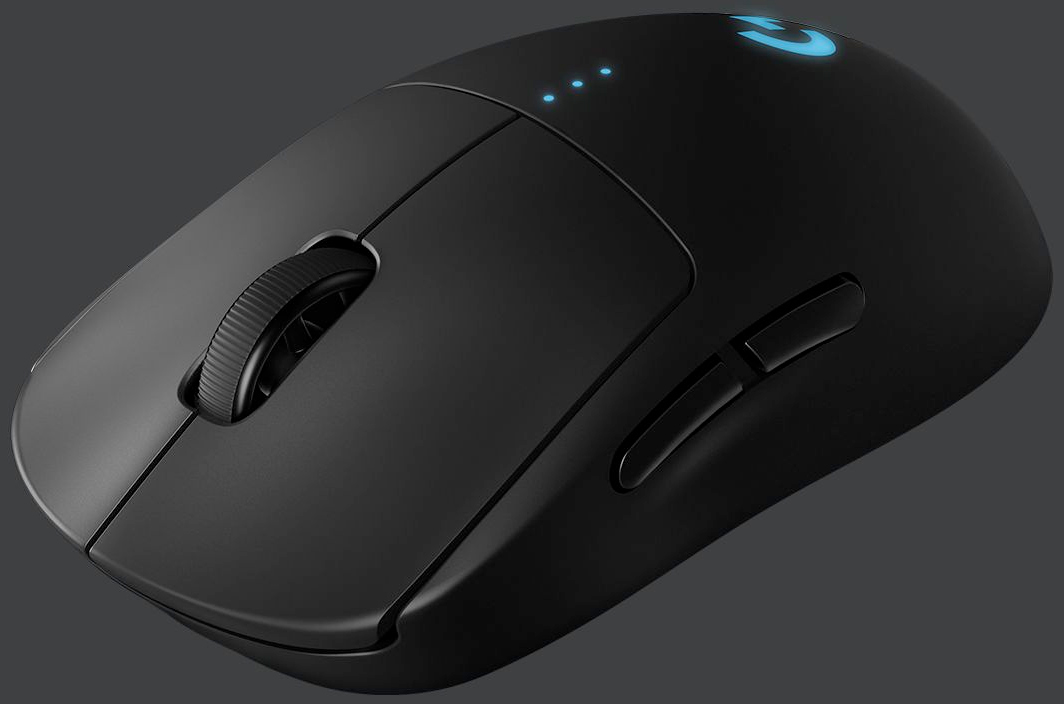 Logitech Launches G Pro Wireless Gaming Mouse with 16,000 DPI Sensor