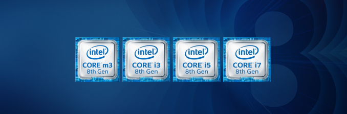 Intel Launches Whiskey Lake-U and Amber Lake-Y: New