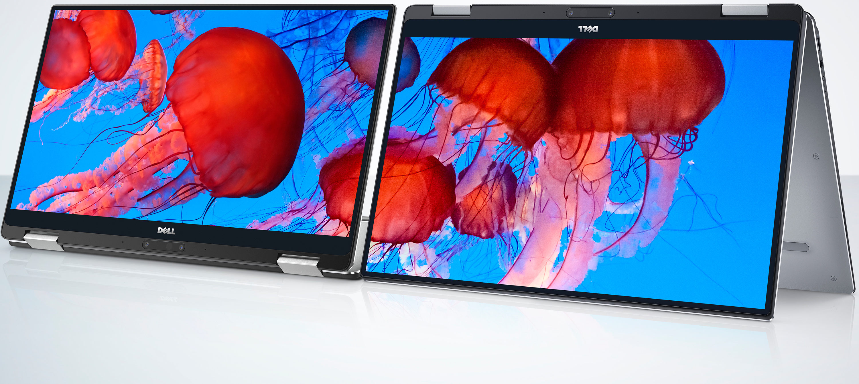 Dell Refreshes XPS 13 2-in-1: Amber Lake 5W CPUs with
