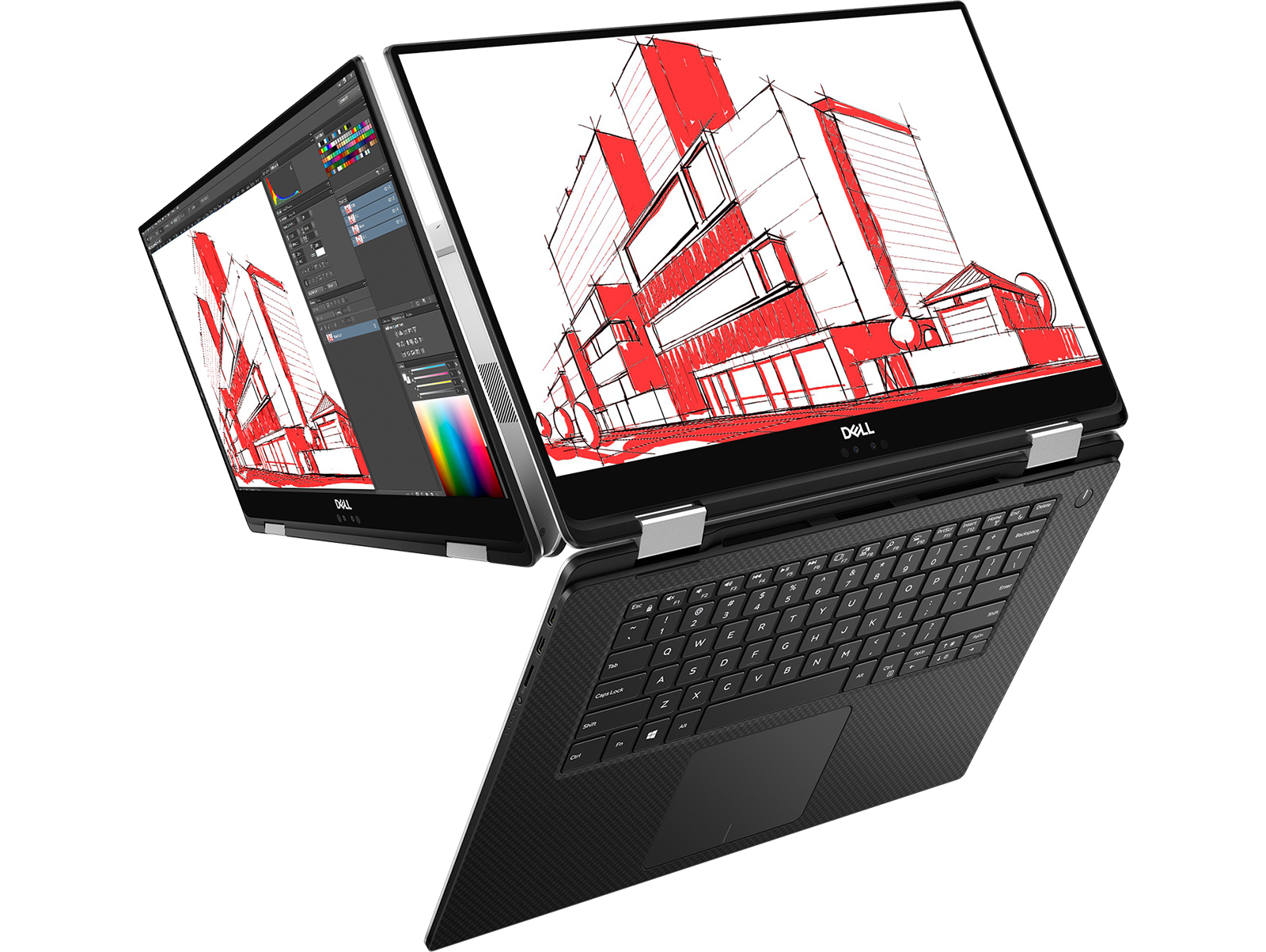 Dell Unveils Precision 2-in-1 5530 Workstation: 15 6-inch