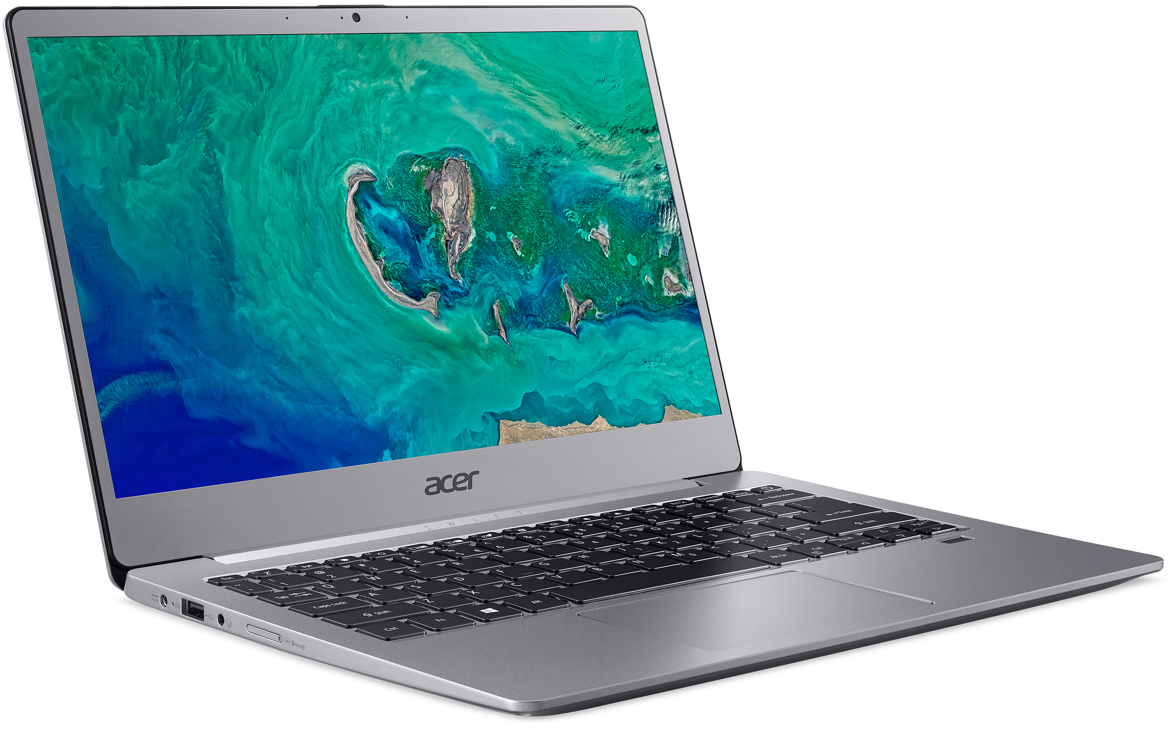Acer's Swift 3 Laptop Gets 13 3-Inch Display, Slimmer Chassis, LTE Modem