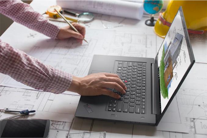 Lenovo's Halo: The ThinkPad X1 Extreme Announced
