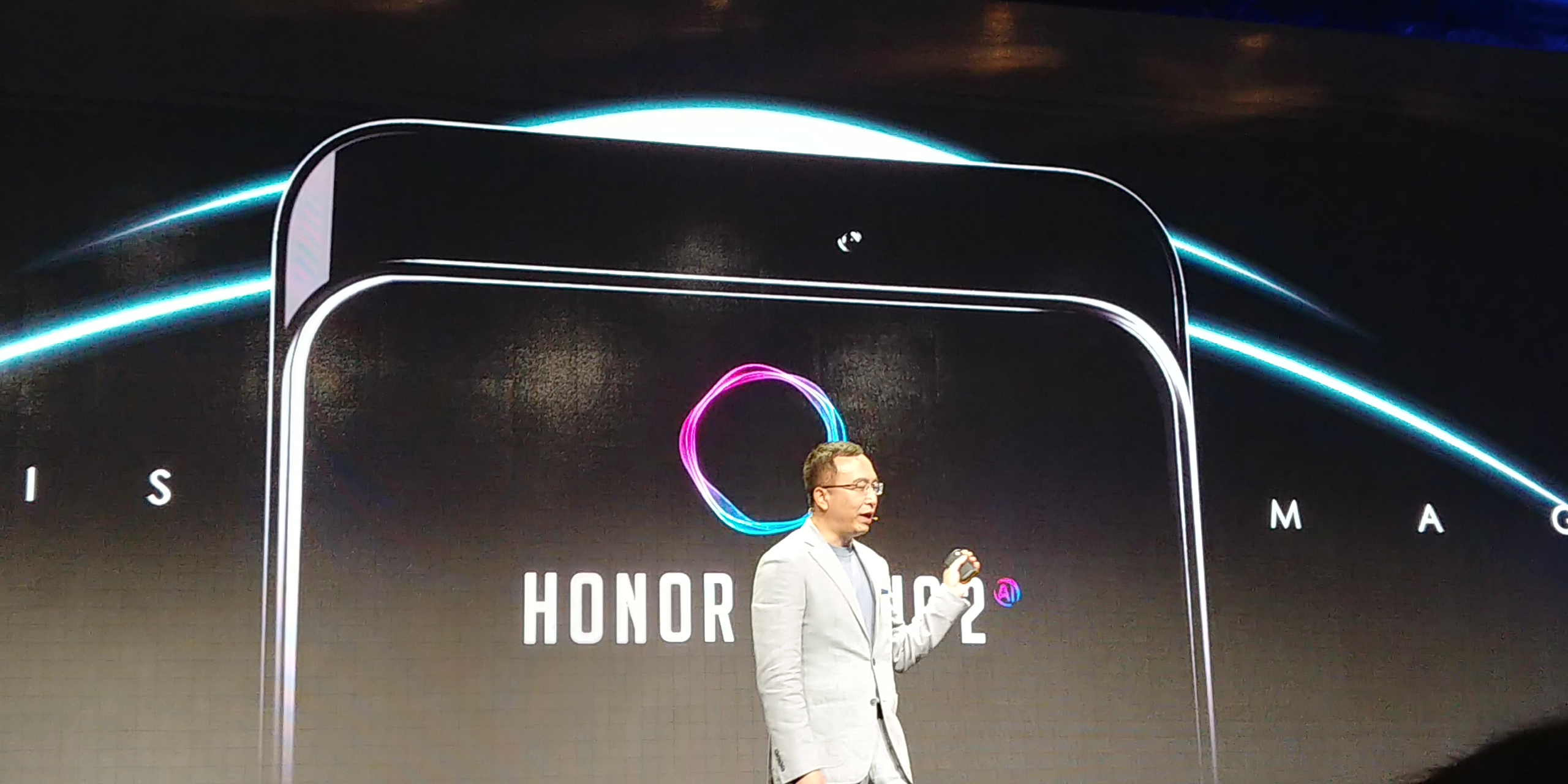 Honor Magic 2 teased: Kirin 980 SoC, retractable selfie camera and more