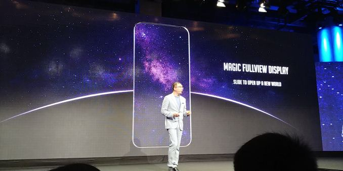 Honor Magic 2: Huawei's Truly Bezel-Less Smartphone With A Slider
