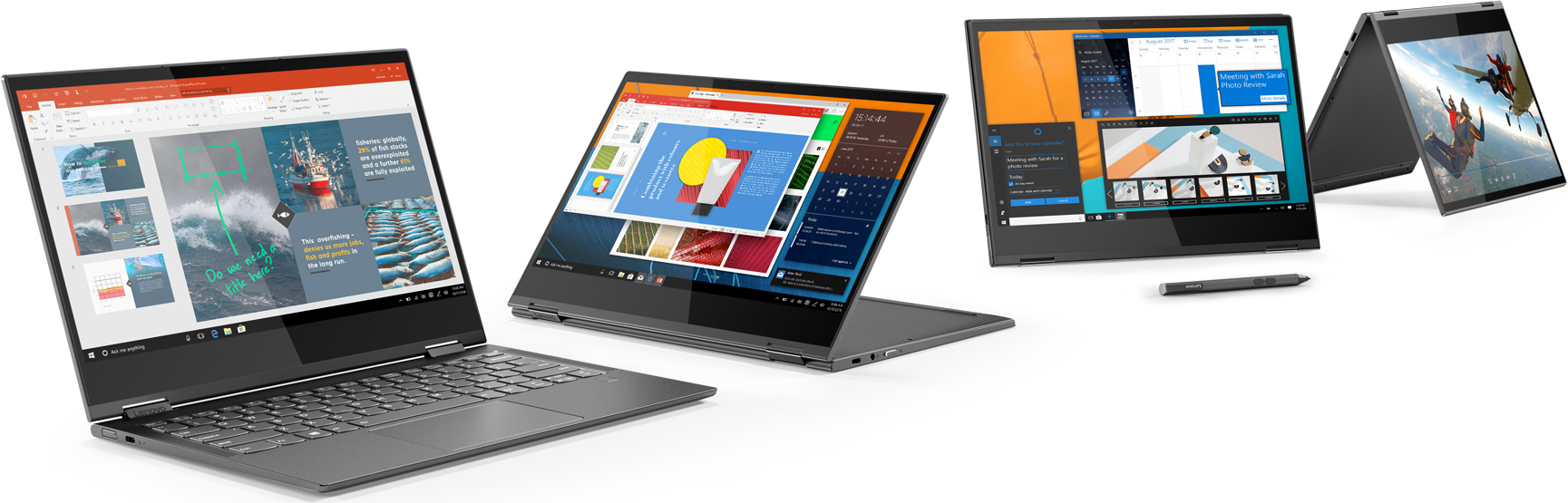 Lenovo Announces Yoga C630: The First Windows on Snapdragon 850