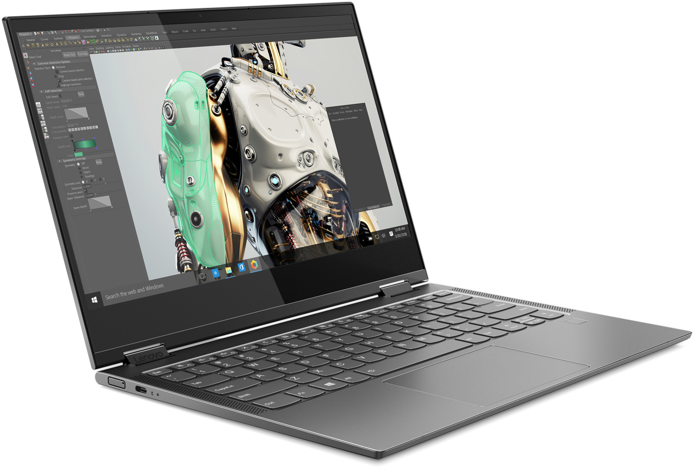 Lenovo Announces Yoga C630: The First Windows on Snapdragon 850