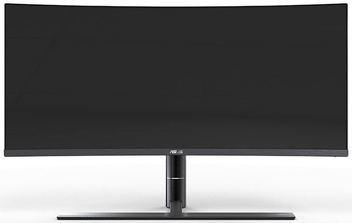 ASUS Demonstrates ProArt PA34V Professional Curved UWQHD Display