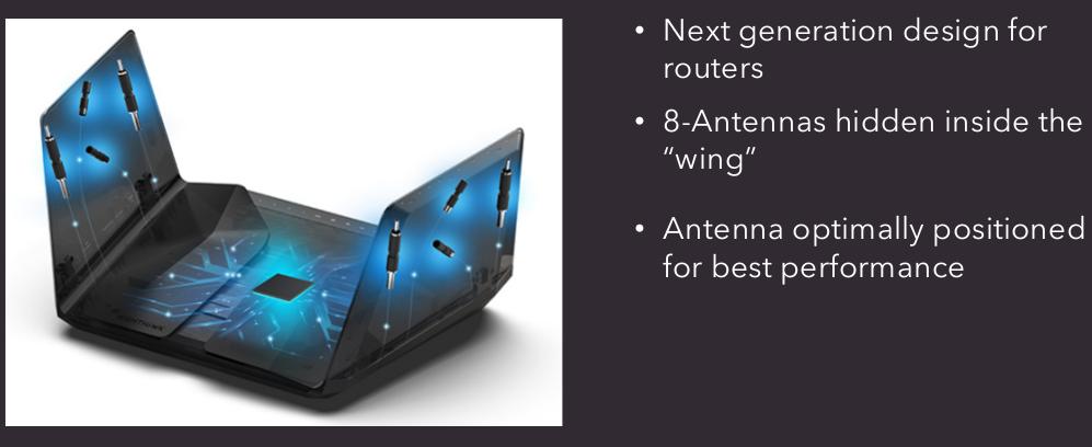 Netgear Announces Nighthawk RAX80 and RAX120 802 11ax AX6000