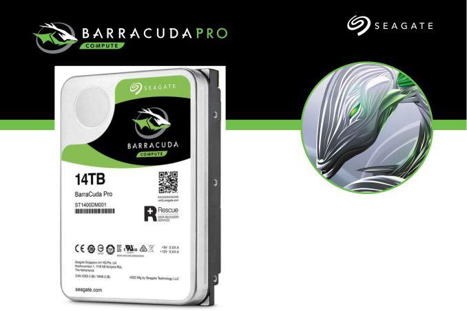 Kết quả hình ảnh cho Seagate BarraCuda Pro 14TB