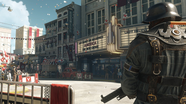 Wolfenstein II - The NVIDIA GeForce RTX 2060 6GB Founders Edition