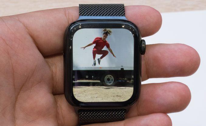 Apple Perkenalkan Apple Watch Series 4, Ini Kelebihannya