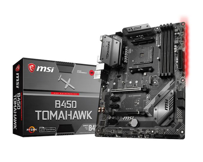 Ryzen Overclocking - The MSI B450 Tomahawk Motherboard Review: More