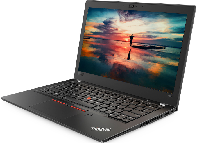 Lenovo Launches 12 5 Inch Thinkpad A285 With Amd Ryzen Pro Apus