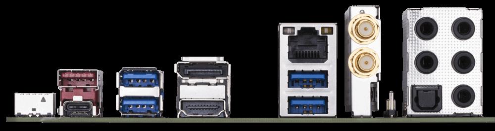 GIGABYTE Z390 I Aorus Pro WIFI - Intel Z390 Motherboard