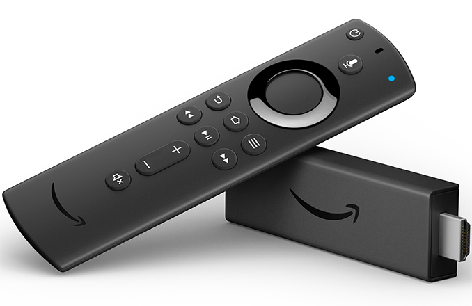 Amazon Launches Fire TV Stick 4K: 4Kp60, Dolby Vision, Dolby