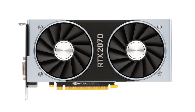 The NVIDIA GeForce RTX 2070 Founders Edition Review: Mid-Range