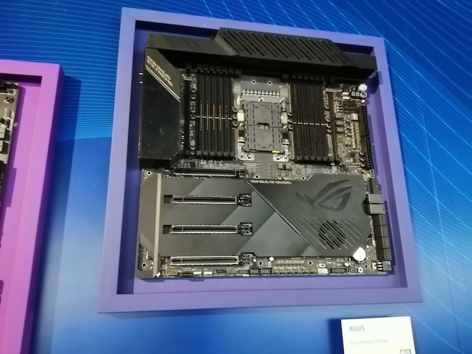 ASUS Shows Off ROG Dominus Extreme Motherboard For Xeon W-3175X 28