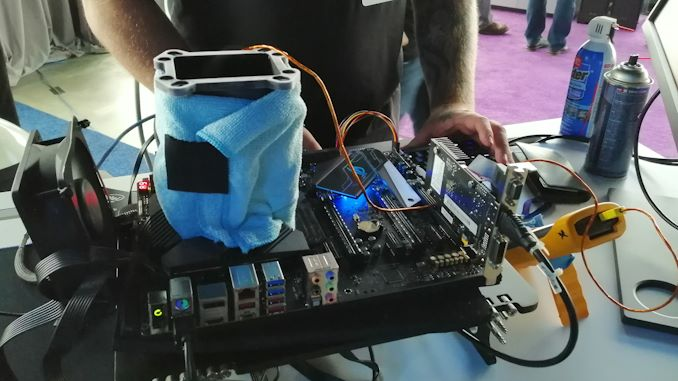 2018 10 08%2009.27.50 575px - Intel's Push to Enthusiasts: Soldered CPUs and 6.9 GHz Overclocks